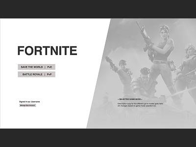 Gaming UX: Fortnite gaming fortnite ux design blog post medium