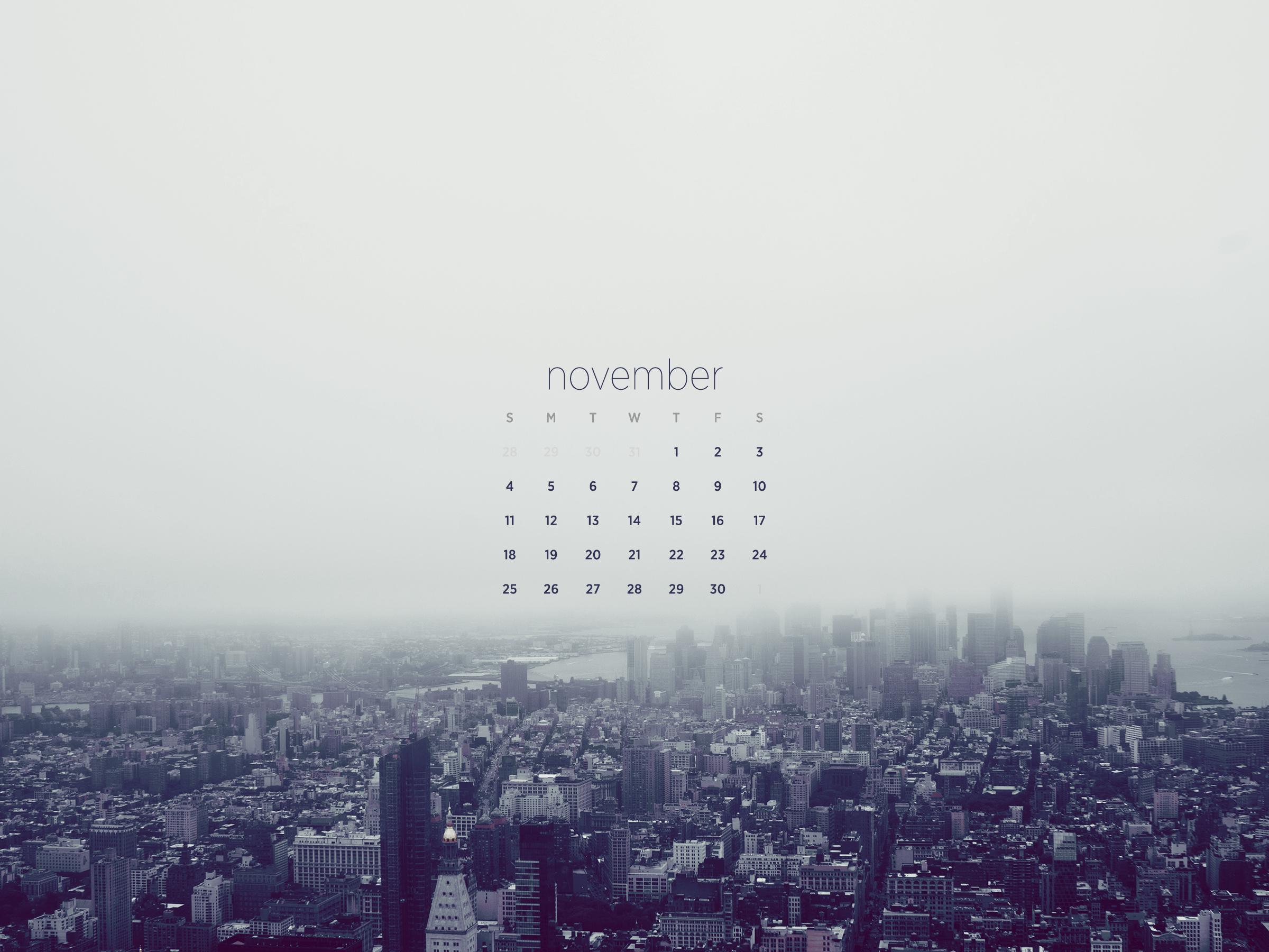 Kriegs 2018 november 2880x1800 calendar
