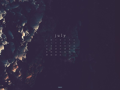July 2019 4k download minimal abstract calendar wallpaper
