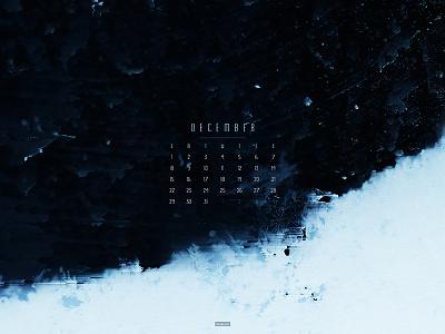 December 2019 4k unsplash glitch abstract download calendar wallpaper