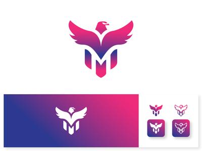 M eagle Logo