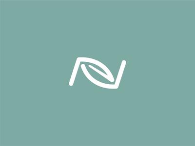 N leaf Logo