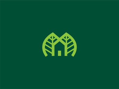 Leaf House logo