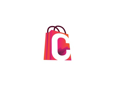 C Shopping Bag logo