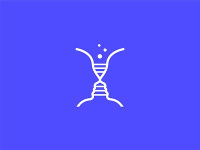 Face DNA Logo