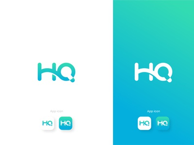 HQ search logo
