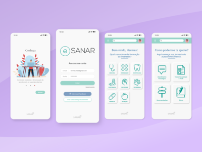 E-Sanar App