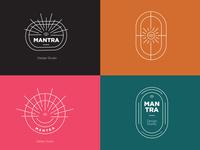Logo Stamps for Mantra Branding