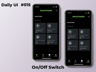 On/Off Switch #dailyui_015 015 daily ui dailyui dailylogochallenge daily 100 challenge