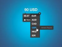 Currencyr Dark
