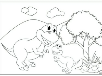 coloring for kids illustration drawing coloring animal