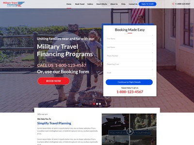 Military Travel
