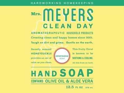 soap label
