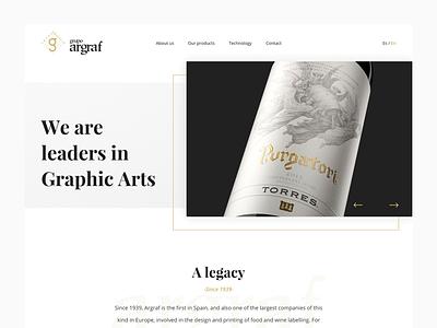Graphic Arts Web