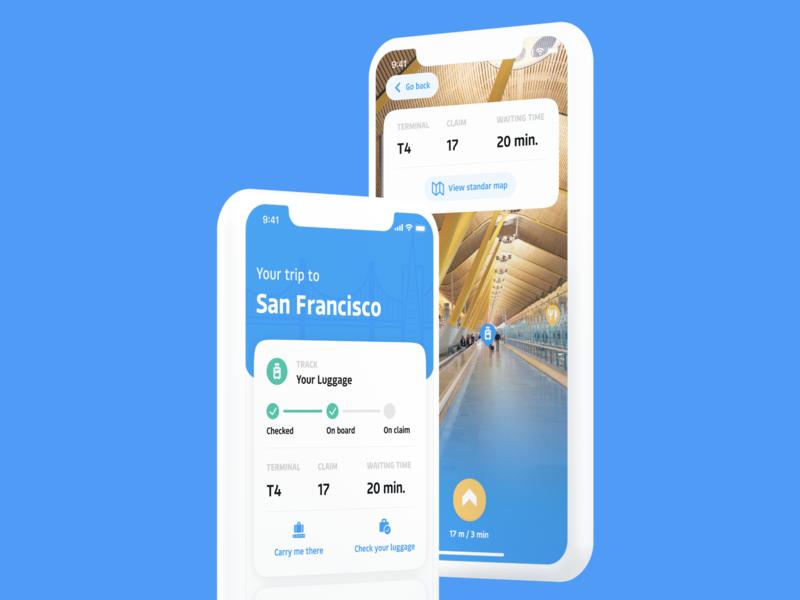 Trip Track design app app inspiration trip interaction ui design