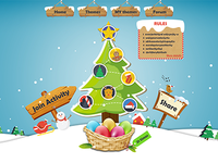 Decorate Xmas Tree, Share Themes & Win Gifts