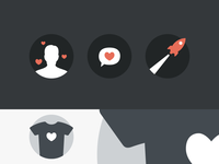 Spread Page Icons