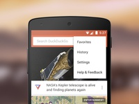 DuckDuckGo for Android