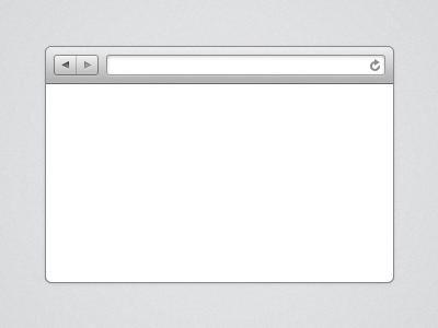 Mini Browser Window - Freebie freebie mini browser window mac ui pixelbin goodie free download clean simple buttons