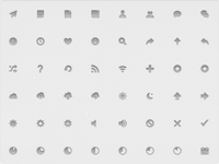 140 icons Freebie