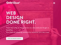 New Solid Giant Homepage
