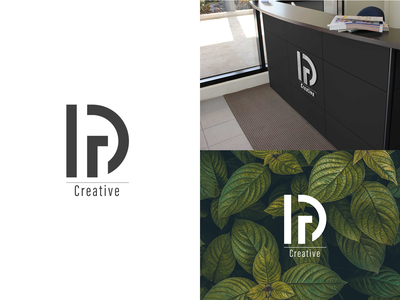 DG Creative logo concept logotype identity icon typography ideas branding clean colors emblem monogram design mark logodesign logo