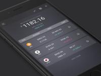 Cryptocurrency Portfolio App