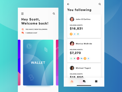Crypto social app ios altcoin ethereum discussion exchange wallet blockchain bitcoin app social crypto