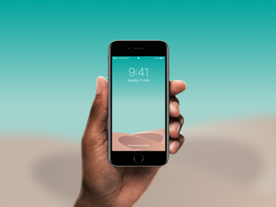 Minimalistic Wallpapers With Seasons blur hand iphone7plus iphone7 debut minimalistic journey minimal seasons season wallpaper iphone