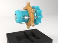 Cylindrical Wobbligator