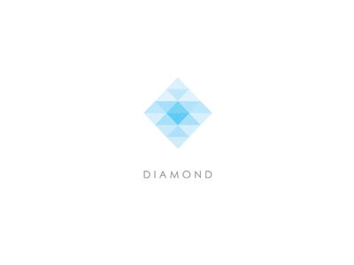 Diamond Financial Logo Design