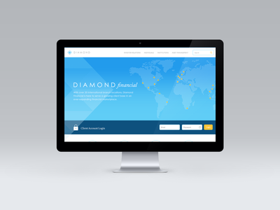 Diamond Financial Splash
