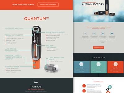 Auto-injector website launched