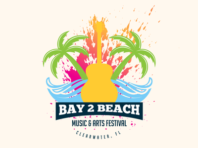 Bay 2 Beach Music & Arts Festival