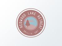 Redwood Lake Retreat Logo