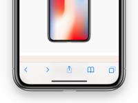 Safari on iOS 11 apple x iphone safari ios 11
