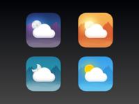NCWeather Icons