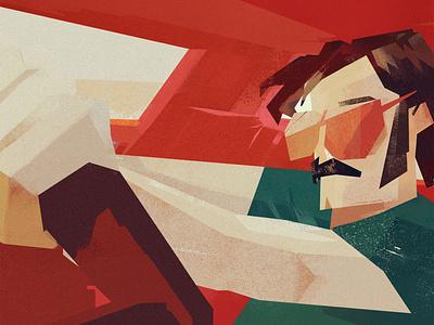uifor.games Serial Cleaner Game Key Art illustration concept art keyart game art game cleaner serial