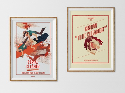 uiforgames SERIAL CLEANER posters
