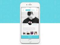 UI | Barber profile