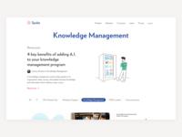 Spoke blog redesign 🎉