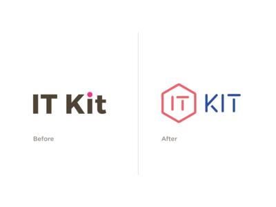 IT Kit rebrand