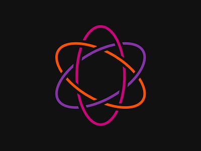 Borromean Rings logo icon ring borromean