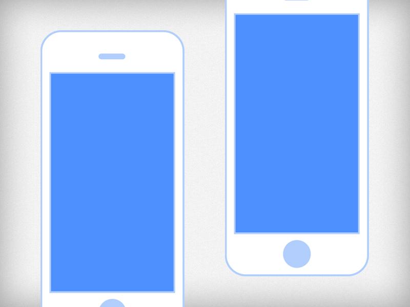 Iphone 5 Mockup iphone iphone5 mockup flat psd simple clean minimalist freebies free