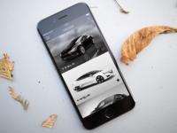 Car Discovery App [Concept]