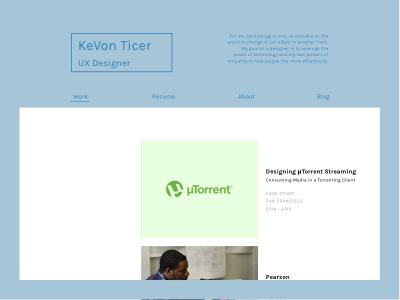 Portfolio Redesign Home Page home page portfolio