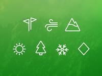 Phydo Colorado Location Icons