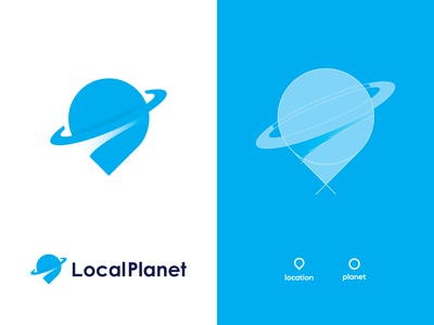 LocalPlanet Logo