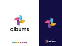 Albums Logo