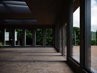 Vitra Vegetal; Raw Concrete